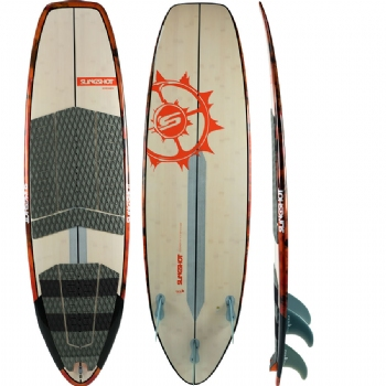 2018 Slingshot Screamer Kiteboarding Surfboard