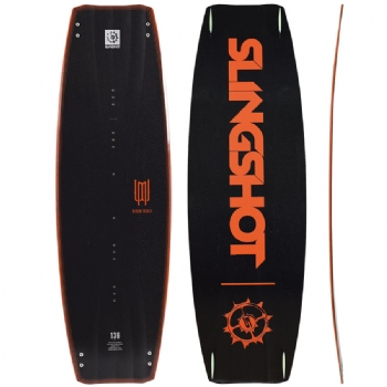 2018 Slingshot Widowmaker Twintip Kiteboard