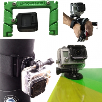 Ultimate GoPro Mounting Package