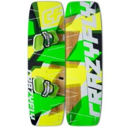 2015 Crazyfly Cruiser Pro Kiteboarding Twintip Kiteboard - 20% off