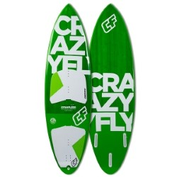 2015 Crazyfly Strapless Kiteboarding Surfboard