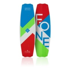 2015 F-One Spicy 138cm Twintip Kiteboard