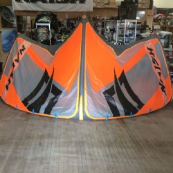 2016 Naish Pivot 14M Complete Orange (USED, Like New Condition)