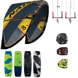 2018 Naish Pivot Freeride Package