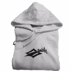 Naish Pullover Hoodie Sweatshirt-White - 55% off
