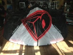 DEMO 2013 Airush Varial X 10m Kite Only