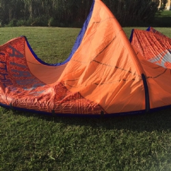 DEMO 2017 Airush Lithium Freeride Kite - 14m Complete
