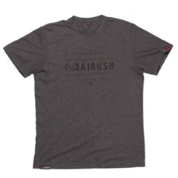 Airush Branded Tee Shirt Grey XL (Fits like a Large)