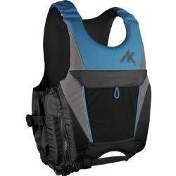 AK Durable Supply CE Approved Floatation Vest - Teal