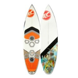 Cabrinha 2014 PC Signature Surfboard 5'10