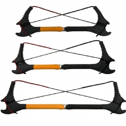 2015/2016 55cm Cabrinha Quickloop 1X Kite Control Bar - Bar Only (1 left)
