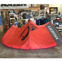 USED 2015 Cabrinha Velocity 9m Kite Only