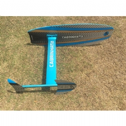 DEMO 2017 Cabrinha Double Agent Foil Board/Surf Complete