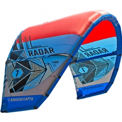 2017 Cabrinha Radar Freeride Kite