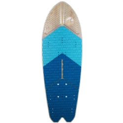 2018 Cabrinha Double Agent Deck Only - 20% Off