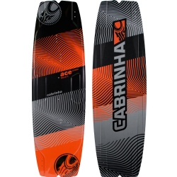 2019 Cabrinha ACE Carbon High Performance Freeride / Big Air Twintip Kiteboard