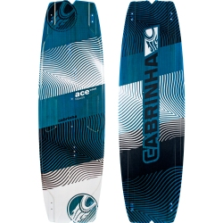 2019 Cabrinha ACE Wood All Around Performance Freeride / Big Air Twintip Kiteboard