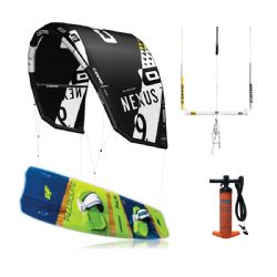 Core Nexus Freeride/Freestyle Kite -Package Deal