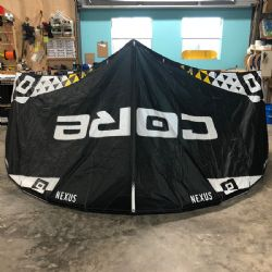 Core Nexus Freeride/Freestyle Kite - Shop Demo 9m