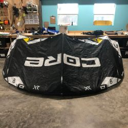 Shop Demo - Core XR5 High Performance Freeride/Freestyle Kite 8m
