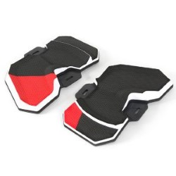 Crazyfly 2014 Pro Pads Red/Black