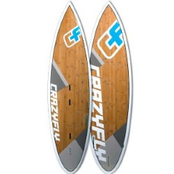 2014 Crazyfly Thunder Kiteboarding Surfboard 6'2