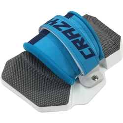 2011-2015 Crazyfly QuickFix II Bindings with Blue Straps