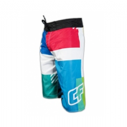 CrazyFly Neon Boardshorts - Large Only