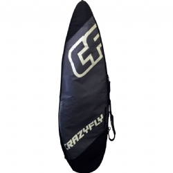 Crazyfly Single Surf Board Travel  Bag 6'2""