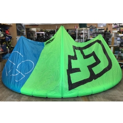 DEMO - 2016 Crazyfly Cruze 15m Kite Complete