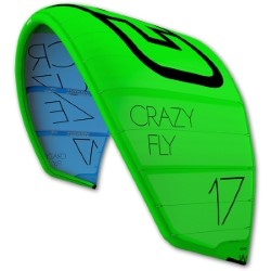 2016 Crazyfly Cruze Light Wind Kite - 30% Off