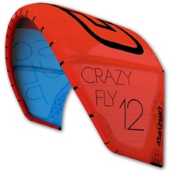 2016 Crazyfly Sculp Freeride Kite - 30% off