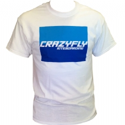 Crazyfly Square Logo T-Shirt