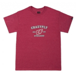 CrazyFly Vintage T-Shirt -  X-Large Only