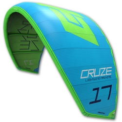 2017 Crazyfly Cruze Light Wind Kite