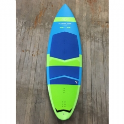 "DEMO 2017 Crazyfly Strapless 5'8"" Surfboard"