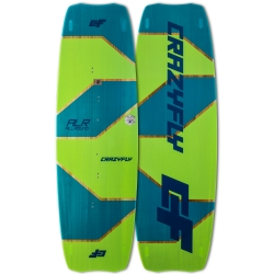 2018 Crazyfly Allround Twintip Kiteboard - 15% off