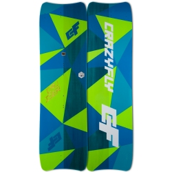 2018 Crazyfly Cruiser LW Twintip Kiteboard - 20% off