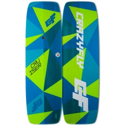 2018 Crazyfly Cruiser Twintip Kiteboard - 20% off