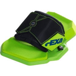 2018 Crazyfly LTD Neon Hexa Binding