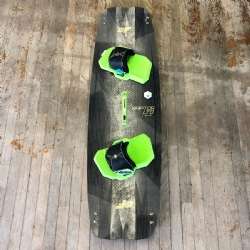 Used 2018 Crazyfly Raptor LTD 140x42 Twintip Kiteboard