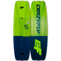 2018 Crazyfly Raptor Twintip Kiteboard - 20% off