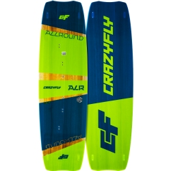 2019 Crazyfly Allround Twintip Kiteboard