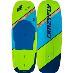 2019 Crazyfly Chill Foil Deck