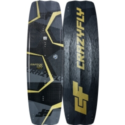 2019 Crazyfly Raptor LTD Twintip Kiteboard - 20% OFF!