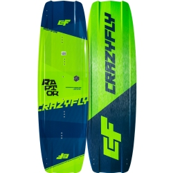 2019 Crazyfly Raptor Twintip Kiteboard - 20% OFF!