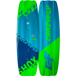 2019 Crazyfly Shox Twintip Kiteboard - 20% OFF!