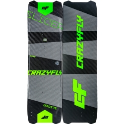 2019 Crazyfly Slicer Twintip Kiteboard - 20% OFF!