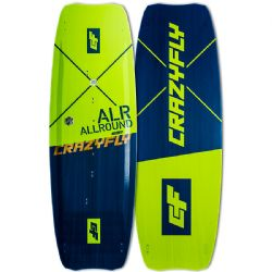 2020 Crazyfly Allround Twin Tip kiteboard