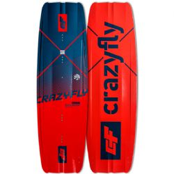 2020 Crazyfly Bulldozer Twin Tip kiteboard